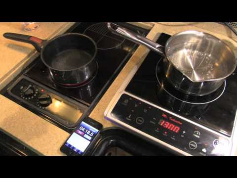 Standard vs Induction Cooktops
