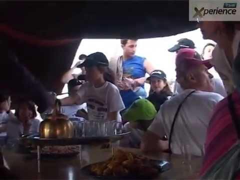 Primer Raid Solidari Andorra - Ouzina Any 2012