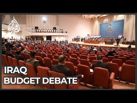 Iraq's MPs to debate budget talks amid economic crisis