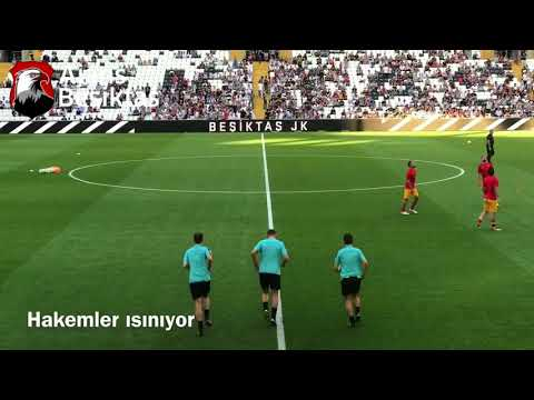 MAÇ GÜNLÜĞÜ – 1 | Beşiktaş – Kayserispor Hazırlık Maçı