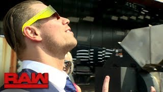Raw Superstars take in the total solar eclipse: Exclusive, Aug. 21, 2017