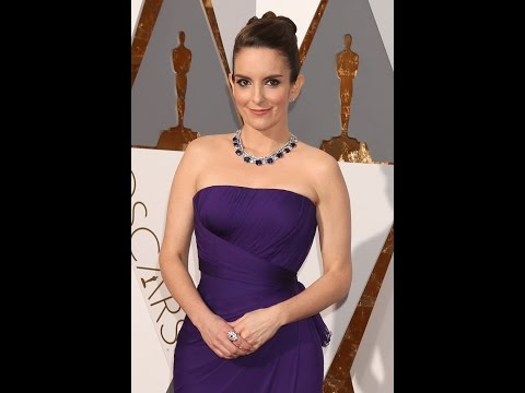 """""""Let's face it, actors are very stupid"""": Quote from Tina Fey"""