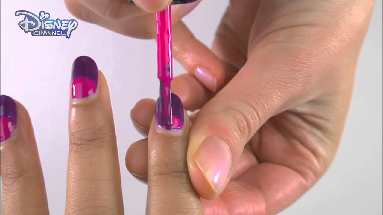 Zapped - Zendaya's Zapped Nail Art Tutorial