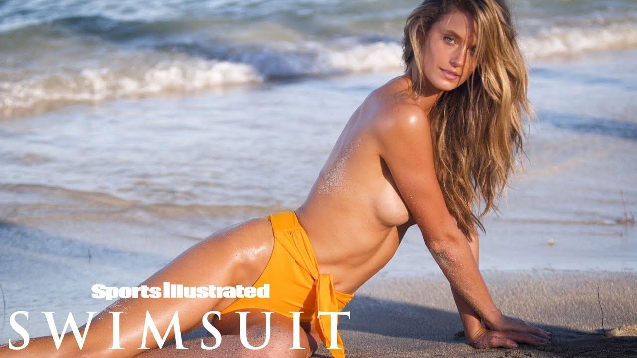 Kate Bock gibt Gesundheitstipps für Sports Illustrated Swimsuit Candids