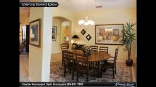 12469 Rock Ridge Lane - Hampton Model Home Stoneybrook At Gateway - (fort Myers, Fl) Home For Sale