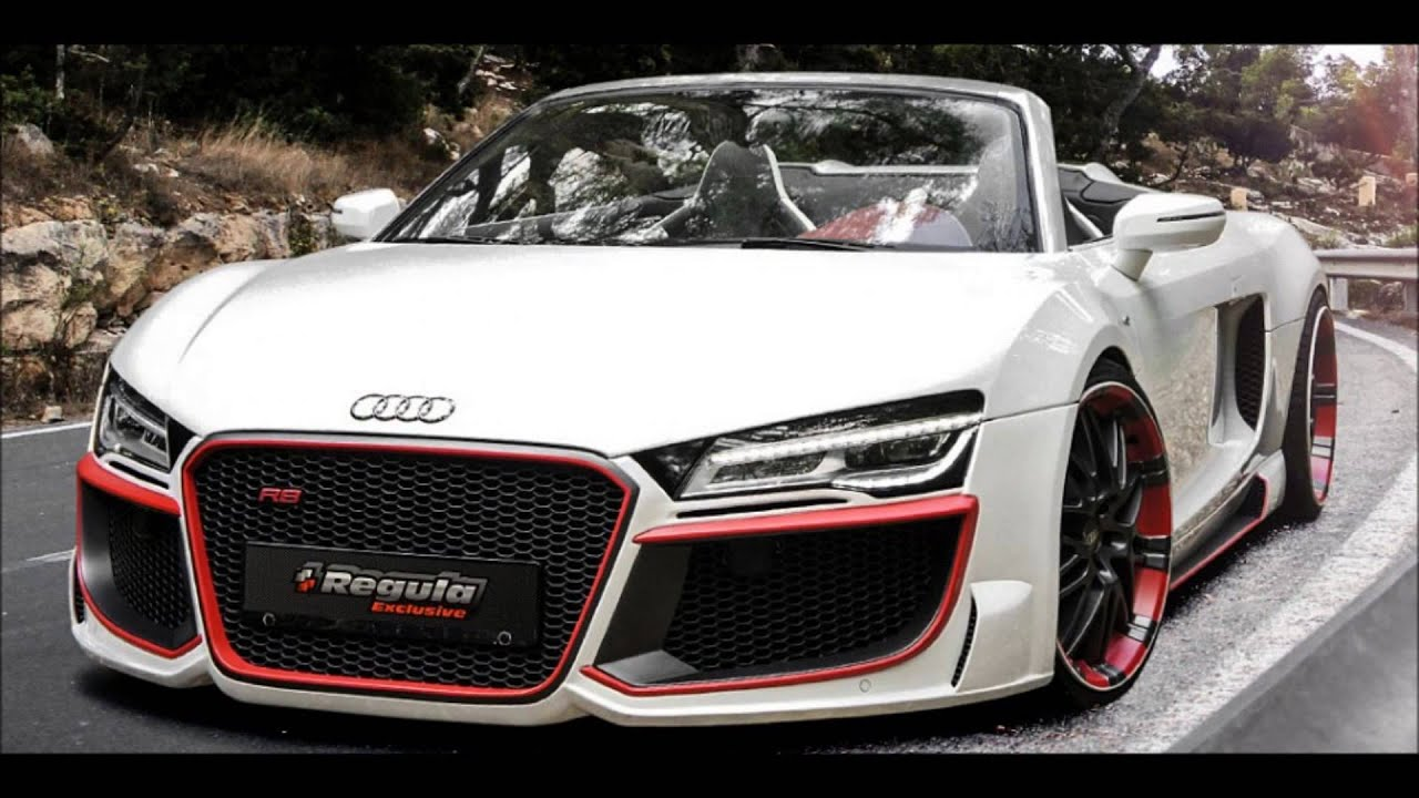 tuning audi r8 super car youtube. Black Bedroom Furniture Sets. Home Design Ideas