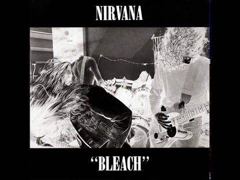 Nirvana - Bleach [All Songs Playing At The Same Time]