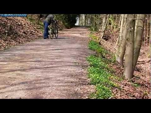 MTB Bike Cam Test Tour Ennepetal nach Volmarstein 10.5 Km  3.4.2012 F.HD Kamera TVAlpino21NRW
