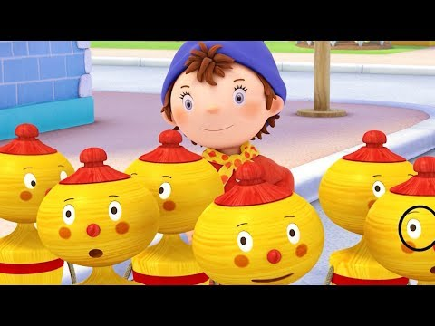 Noddy In Toyland | Mother's Day For Mrs. Skittles | Noddy English Full Episodes | Cartoons For Kids
