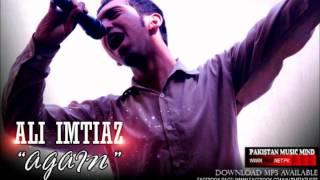 ALI IMTIAZ -- Again