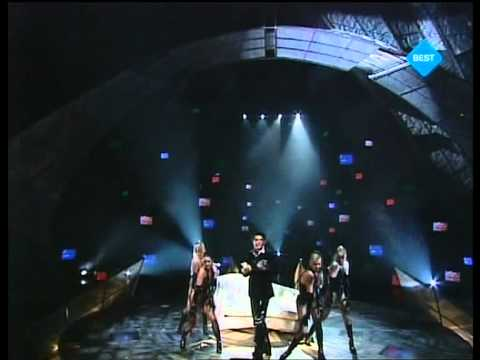 Minn hinsti dans - Iceland 1997 - Eurovision songs with live orchestra