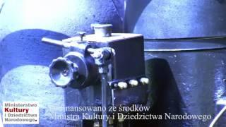 """Silnik """"Perkun"""" w zbiorach Muzeum Rolnictwa w Ciechanowcu"""