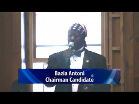 Project Bazia- South Sudan Community Association of Maine Elections