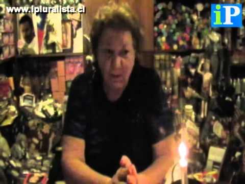 """La """"Tía Yoly"""" predice los hechos que ocurrirán en Chile y el mundo en el año 2012"""