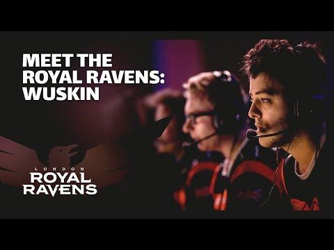 "Meet Bradley ""wuskin"" Marshall | London Royal Ravens"