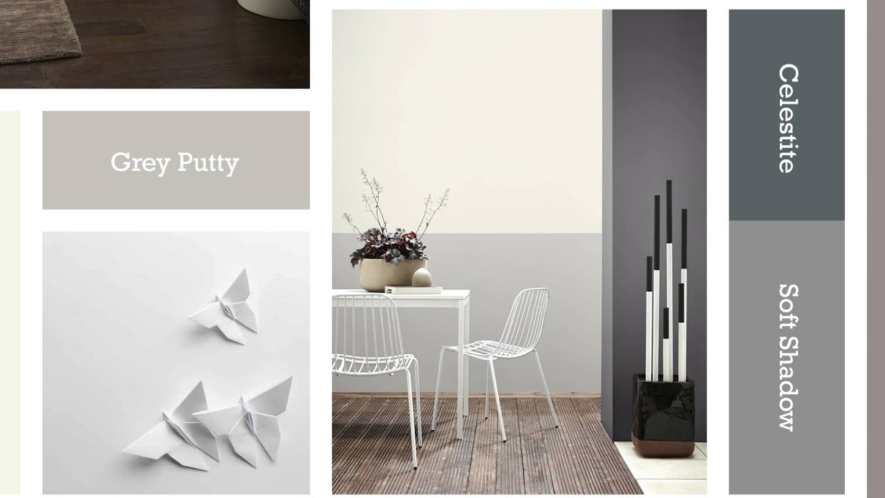 Colour Trends Spring Summer 2016 Light And Shade Interior Paint Ideas