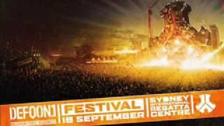 Zany - Maximum Force (Defqon1 Australia Anthem 2009) [FULL VERSION]