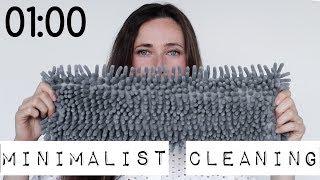 Чем мыть пол? 1 МИН | МИНИМАЛИЗМ