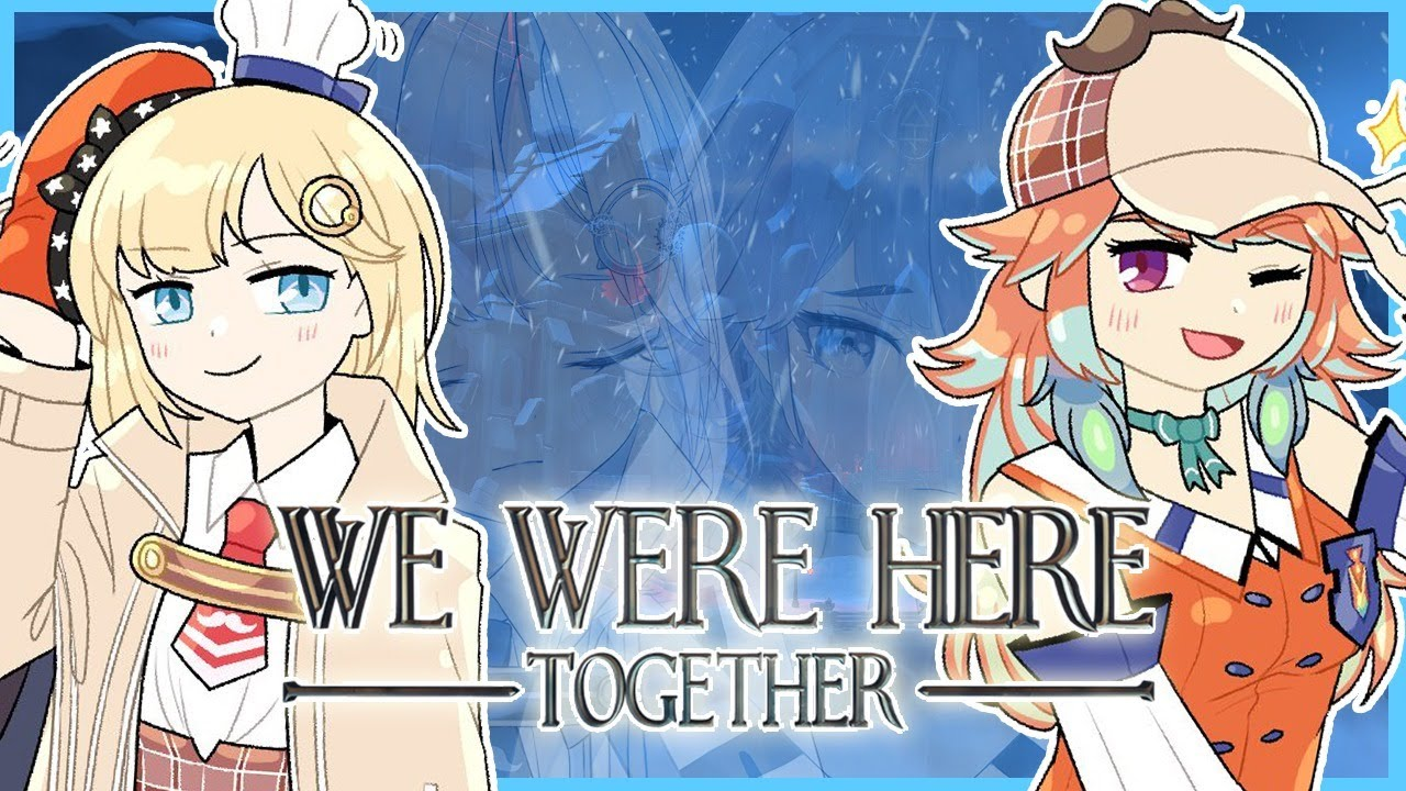 【WE WERE HERE TOGETHER】A Rare Ametori Has Appeared! #kfp #キアライブ