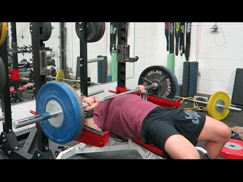 INCREASE YOUR STRENGTH WITH PAUSE REPS!