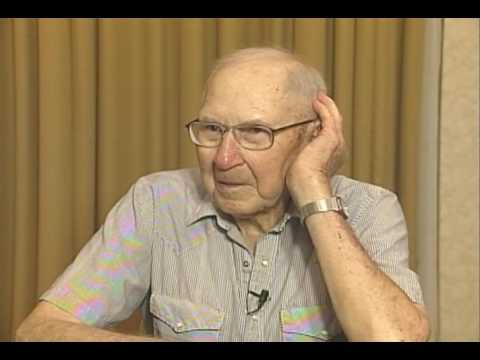 Alverson, William David video oral history and transcript