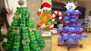 Weird Christmas Trees
