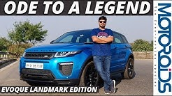 2018 Range Rover Evoque Landmark Special Edition Review | Distinctive, and Great Value | Motoroids