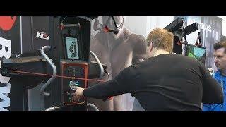 Michael Gundill et Bruno analysent les problmes inhrents aux machines de musculation lectriques