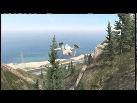 Dreamlines V - GTA Wingsuit Proximity Flying