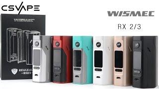 WISMEC RX 2/3 Box Mod