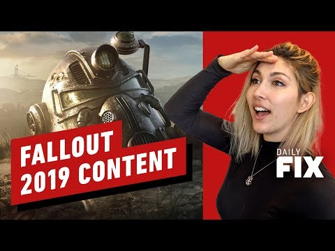 Bethesda Unveils Fallout 76 Content Map - IGN Daily Fix thumbnail