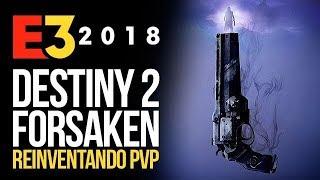 Destiny 2 Los Renegados: Reinventado el PvP