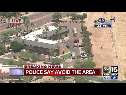 LIVE: Shots fired in Chandler, Arizona