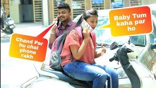 Epic- Girl Call Clash Prank on girls - Prank in India