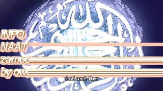 zameen maili nahi hoti naat youtube hd