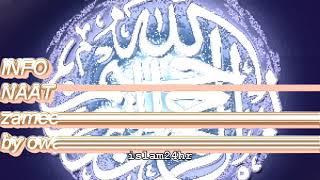 zameen maili nahi hoti naat youtube hd
