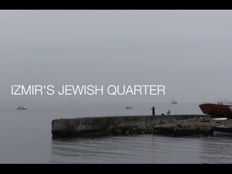 IZMIR'S JEWISH QUARTER (4K)