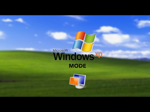 Windows XP Mode... On Windows XP