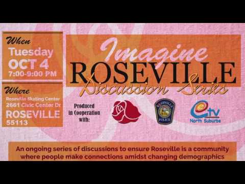 Imagine Roseville Discussion Series (Oct. 2016)