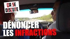 Il traque et dénonce les infractions sur la route ! - Ça se discute