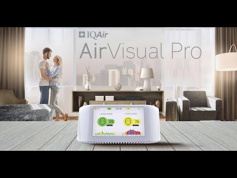 AirVisual Pro by IQAir