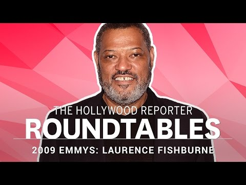Laurence Fishburne Talks 'CSI'