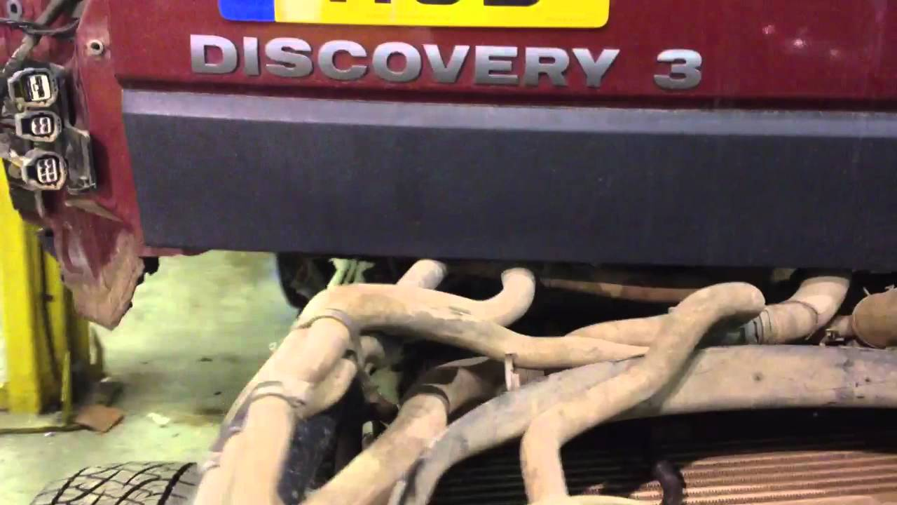 Reasons not to own a Landrover Discovery 3 - YouTube