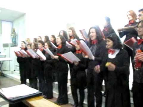 Alfajiri ya kupendeza / Corul de tineri al Catedralei Sf. Iosif - Bucuresti