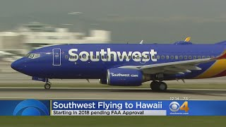 Southwest Airlines Announces Plans To Fly To Hawaii