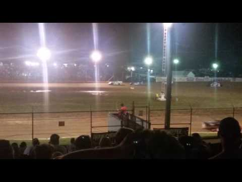 Super Stock Feature Part 2/2  Lincoln Park Speedway