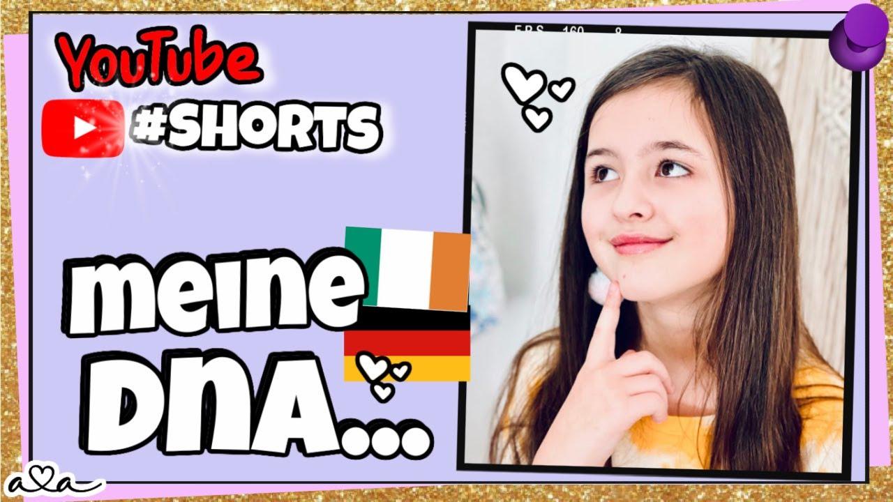 Was ist meine DNA? 🤩 Alles Ava #shorts