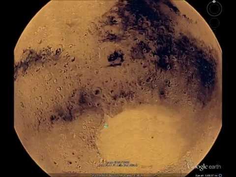 Mars Hellas Basin Mission Podcast