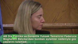 Bombalı eylemden sonra Belçikalı yetkili ağladı, Türk yetkili güldü