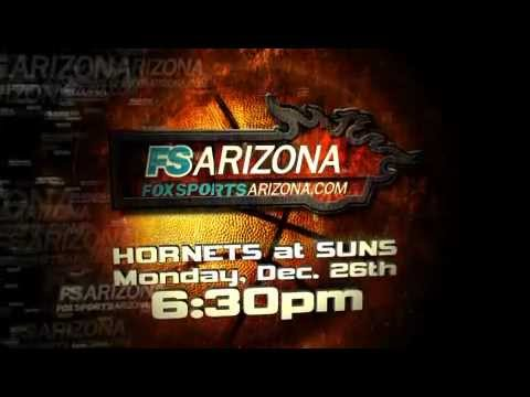 FOX Sports Arizona -- Exclusive TV Home of the Phoenix Suns